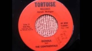 The Continentals - Donna