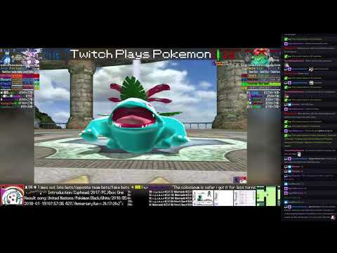 Twitch Plays Pokémon Battle Revolution - Matches #104844 and #104845