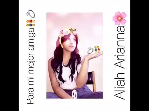 Para Mi Mejor Amiga👭/ (rap romántico )/ Aliah Arianna❤