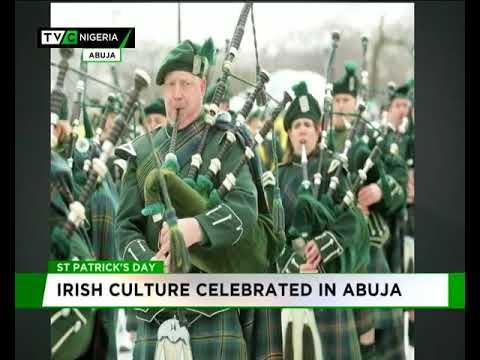 St' Patrick's Day: Irish Culture celebrated in Abuja