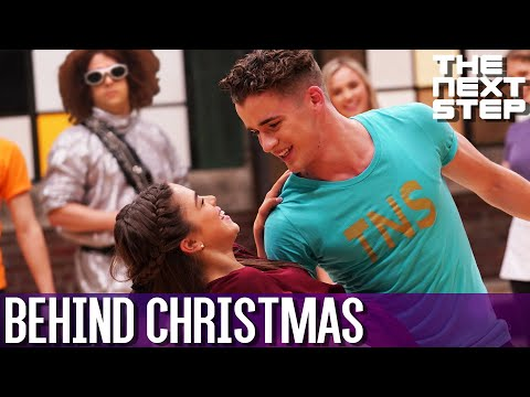 DREAMING OF A TNS CHRISTMAS - Behind the Scenes