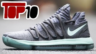 Top 10 Most Comfortable Basketball Shoes Of 2017
