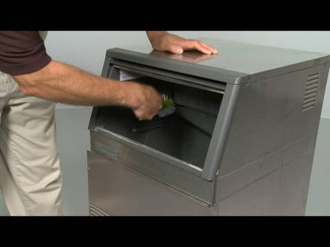 Ice Machine Maintenance Tips
