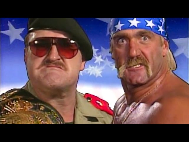 WWE WrestleMania 7 (1991) - OSW Review #22