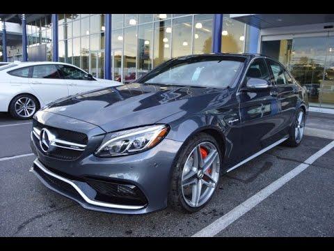 2016 Mercedes Benz C63 0 60 Youtube