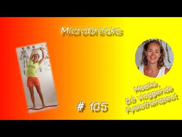 #105 Microbreaks, wat is het en waarom werkt het zo goed? Leer diverse Microbreaks hier!