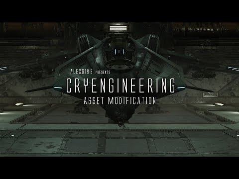 Tutorial | Asset Mods | CryEngineering Ep.4