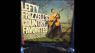 Lefty Frizzell--From An angel To A Devil