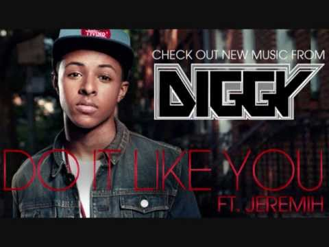 Diggy Simmons - Do It Like You lyrics