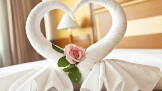 Como fazer bichinhos com toalha de banho para decorar a cama