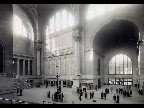 A landmark decision: Penn Station, Grand Central, and the architectural heritage of NYC