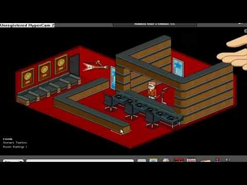 HABBO HACKED! (Welcome Lounge, Badges, MOD …