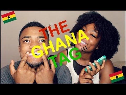 THE GHANA TAG ft. MrCocoyam