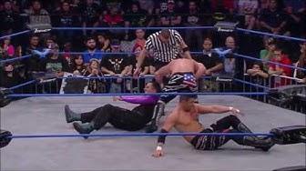 Broken Hardys vs The Wolves IW 12/1/2017