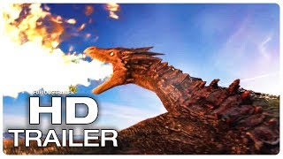 DRAGON MOUNTAIN Official Trailer (NEW 2018) Monsters Movie HD