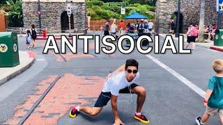 Gambar cover Ed Sheeran & Travis Scott - ANTISOCIAL Dance | Choreography in Disney World