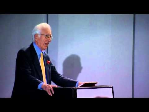 Lord Richard Layard talks about a happy society: Part one