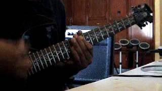 Poor Twisted Me - Load - Metallica Guitar Cover Kk
