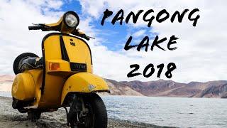 PANGONG LAKE (heaven on earth) // LADAKH // SEPTEMBER 2018