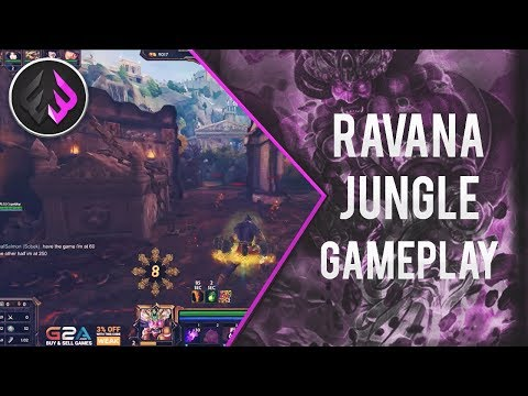 Ravana: SOUL EATER BUFF IS COMPLETELY OVERPOWERED! - Smite