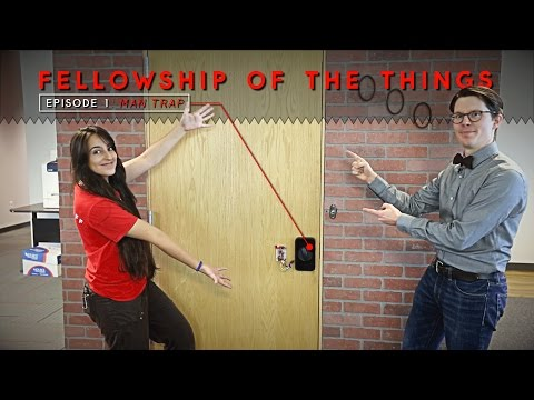 Fellowship of the Things! -  SparkFun's Internet of Things Video Series