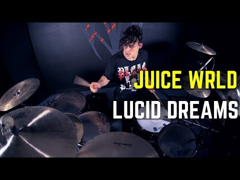 Juice WRLD - Lucid Dreams  Matt McGuire Drum Cover