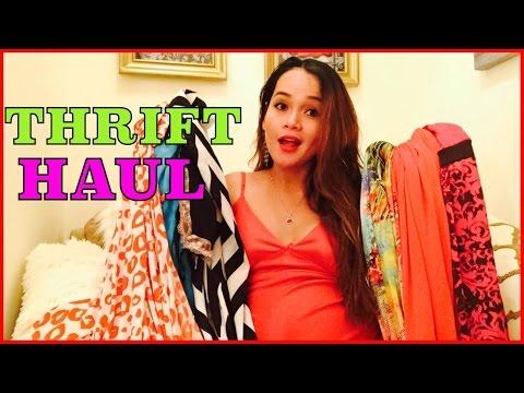 summer-thrift-haul-maxi-dresses