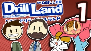 Mr. Driller: Drill Land - #1 - With Game Designer Ian Adams!
