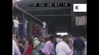 1989 Summer of Love Daytime Rave, 1980s Acid House