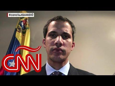 ¿Hay coordinación de Juan Guaidó con la Casa Blanca?