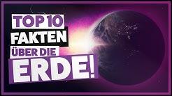 ABGEFAKTET: Top 10 FAKTEN über die ERDE - Kennst DU sie alle??
