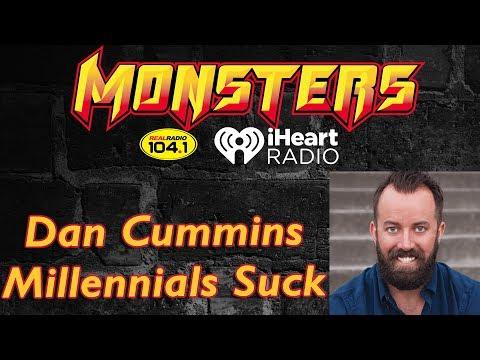 Dan Cummins Wants To Punch A Millennial