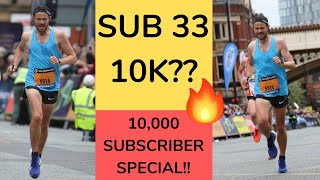 MANCHESTER 10K - Celebrating 10,000 Subscribers!
