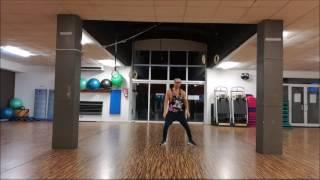 Gyal You a Party Animal ( Remix ) - Charly Black Ft Maluma ( coreo Latinfit )