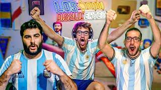 Reacciones de Amigos   Peru vs Argentina   Eliminatorias Qatar 2022