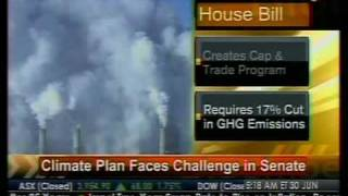 Climate Plan Faces Challenge In Senate - Bloomberg