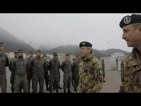 KFOR, la Missione italiana in Kosovo - Intervista al Generale Giovanni Fungo