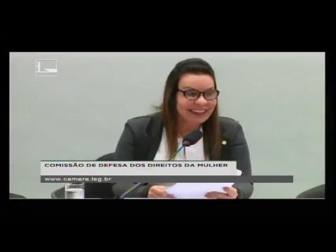DEFESA DOS DIREITOS DA MULHER - Reunião Deliberativa - 14/08/2018 - 12:30