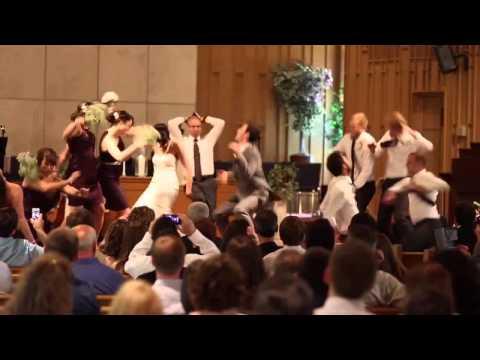 Harlem Shake Pendant Un Mariage