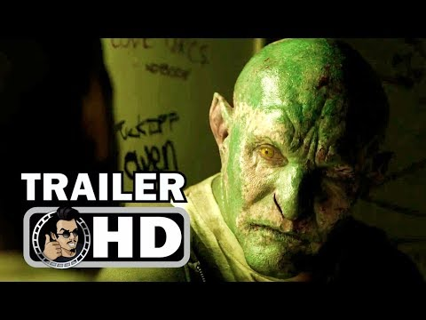 BRIGHT Official Trailer #3 (2017) Will Smith Fantasy Action Netflix Movie HD streaming vf