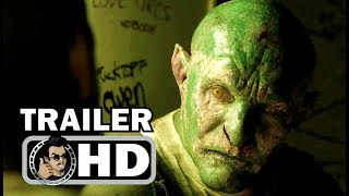 BRIGHT Official Trailer #3 (2017) Will Smith Fantasy Action Netflix Movie HD