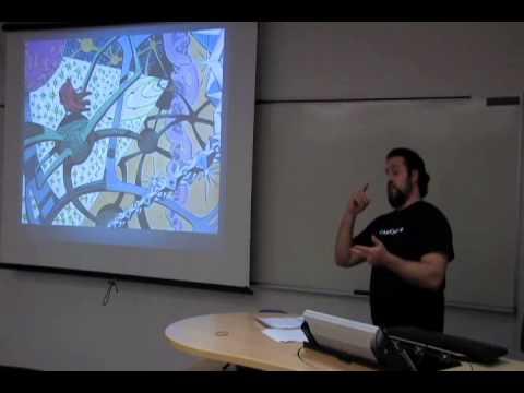 Francis Ouellette - Mysticisme, occultisme et comic books