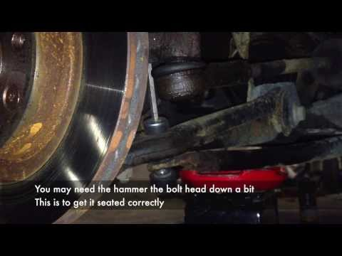 Anti Roll Bar Link Replacement