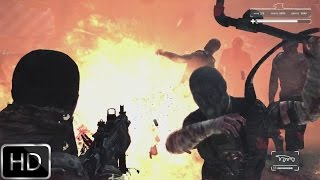 Afterfall: Insanity Second Strike Arena Walkthrough/Speedrun