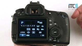Canon EOS 60D(Видеообзор Canon EOS 60D, первой зеркальной камера Canon c поворотным экраном, которая стала промежуточным звеном..., 2011-02-01T13:21:22.000Z)