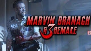 Marvin Branagh Before Resident Evil 3 - (Road To Resident Evil 3 Remake)