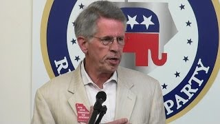 David Pennington at Cobb County Republican Party Breakfast 05/03/14