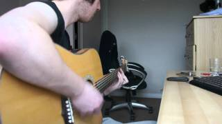 Taio Cruz - Dynamite (Acoustic) Tyler Ward Cover