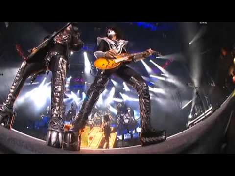 KISS-Detroit Rock City [Music Video]