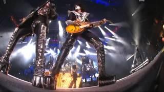 KISS-Detroit Rock City [Music Video]